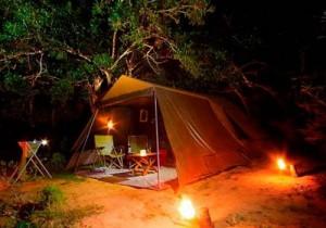 Camping in Sri Lanka