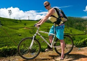 Mountain Biking in Sri Lanka